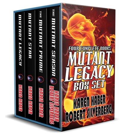The Mutant Legacy Box Set - eBook