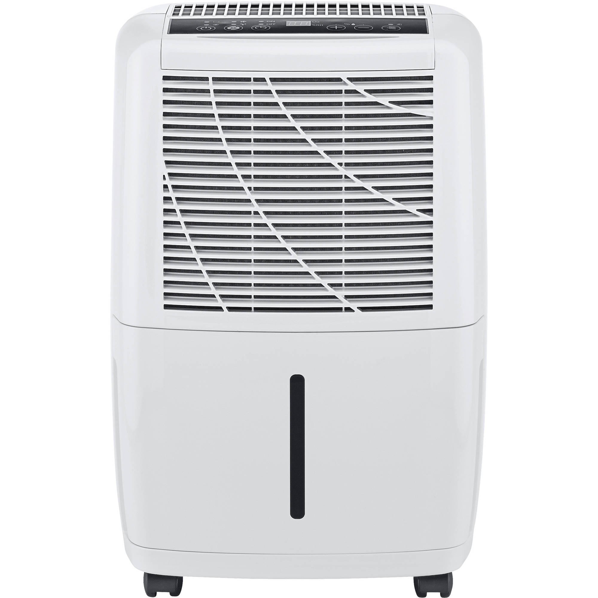 Haier HE30ERLEAB 30-Pint Dehumidifier White Factory Reconditioned