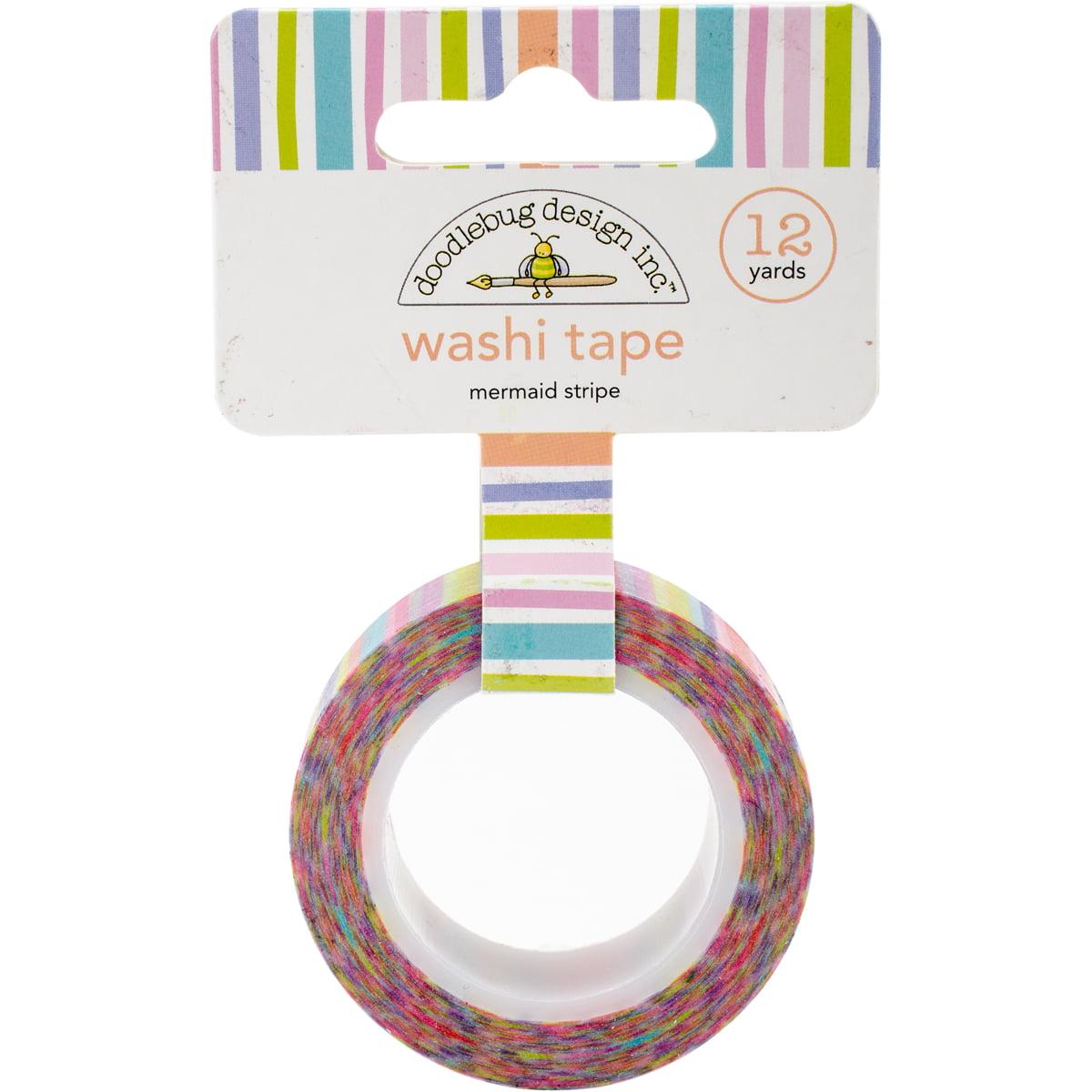 Doodlebug Washi Tape, 15mm x 12 yd