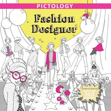 Fashion Designer (Part of Pictology) By Little Bee Books - image 1 of 1