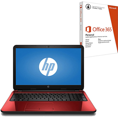 Value Bundle: Buy a Laptop and Microsoft Office 365 Personal