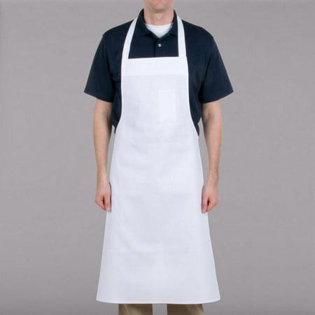 Chef Revival Bib Apron - Chef Revival Heavy Duty Bib Apron 30X34 Inch Whiteys 1Dozen (PACK OF 1)