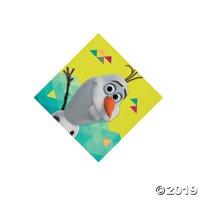 Disney Frozen Olaf Beverage Napkins