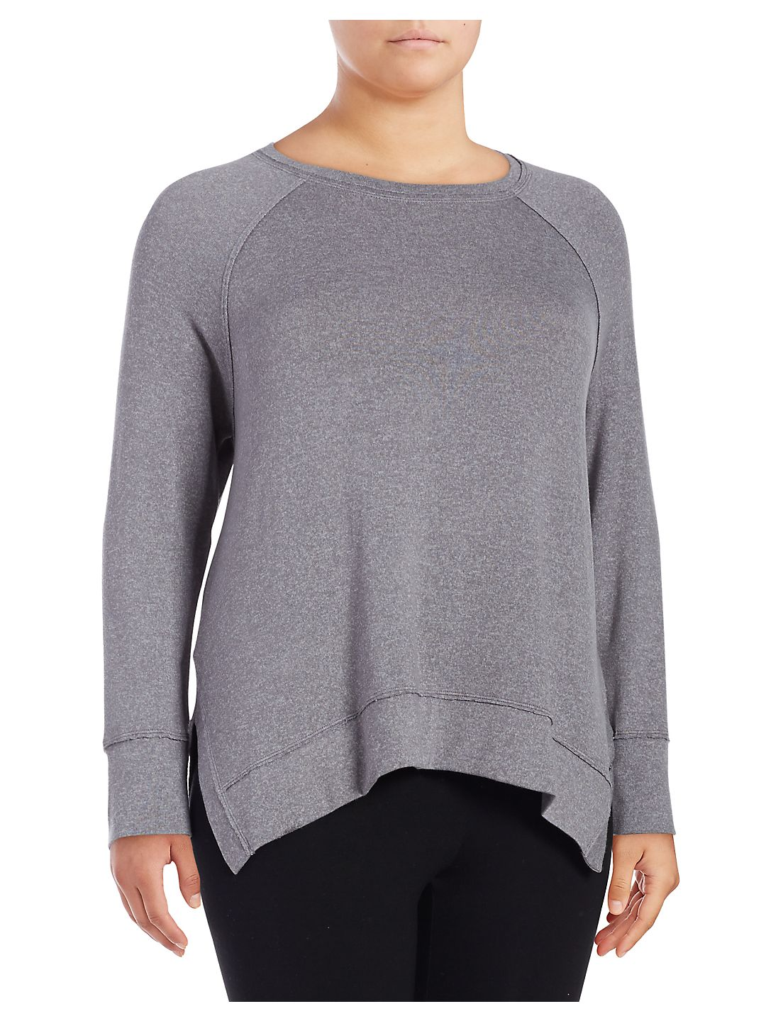 Plus Lightweight Performance Sweatshirt