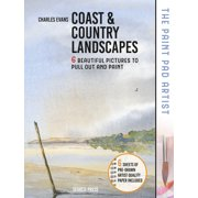Paint Pad Artist, The: Coastal Landscapes : 6 beautiful pictures to pull out and paint
