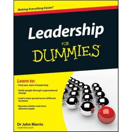 Leadership For Dummies (UK Edition) (Paperback)