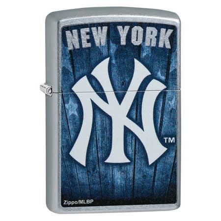 New York Yankees Zippo Lighter (New York Yankees Zippo Team Logo Lighter - No)