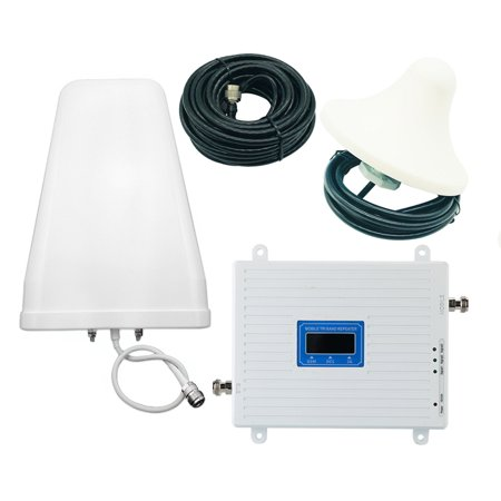 Cell Phone Signal Booster  4G 3G 2G Mobile Phone Signal Amplifier (Wireless Cell Phone Signal Booster For Home)