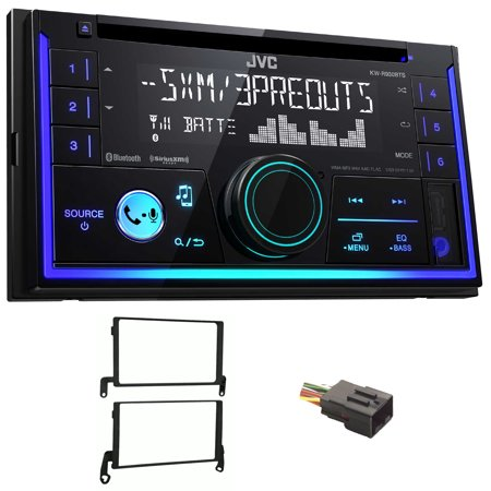 JVC Stereo CD Receiver w/Bluetooth/USB/iPhone/Sirius For 99-02 Lincoln Navigator - Navigator 900 Bluetooth