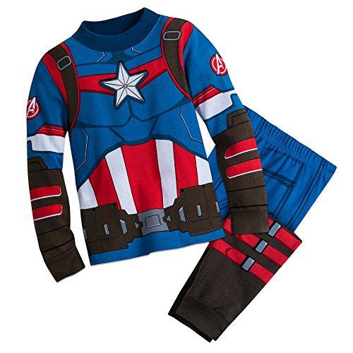 NEW Disney Store Superhero SPIDERMAN PJ Pal Costume Pajamas