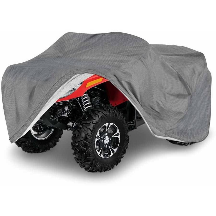 OxGord Fitted Indoor ATV Cover with Storage Bag