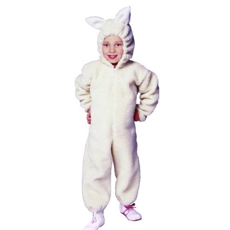 Ba Ba Lamb Child  Plush Costume