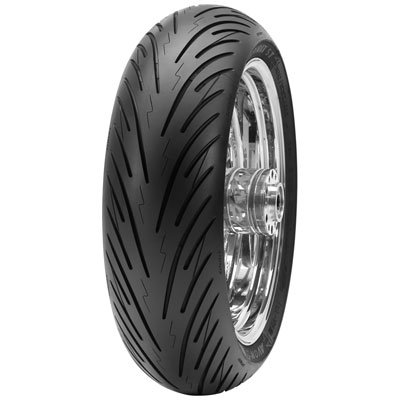 - Avon Spirit ST Rear Motorcycle Tire 200/55ZR-17 (78W) for Harley-Davidson Softail Cross Bones FLSTSB 2008-2011