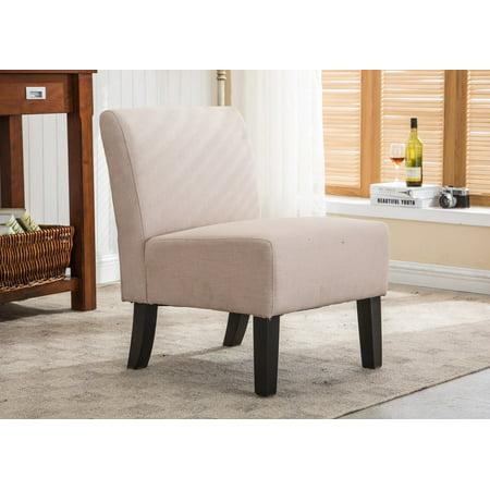Samantha Armless Slipper Chair