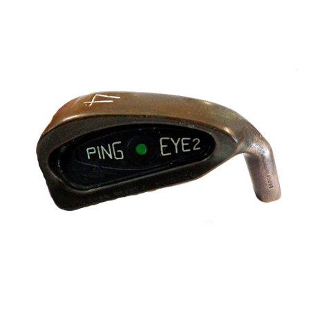 Ping Eye 2 Beryllium Copper Single 4 Iron Head Only - Green