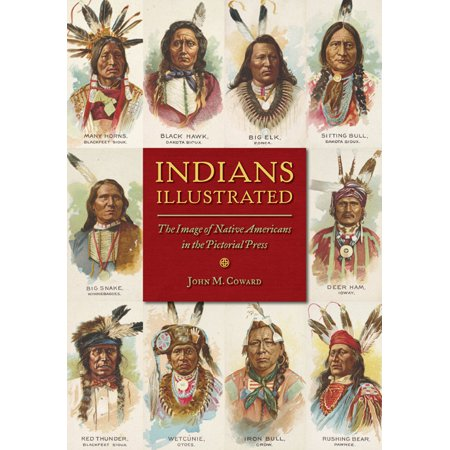 Indians Illustrated : The Image of Native Americans in the Pictorial (Native American Indian Porcelain)