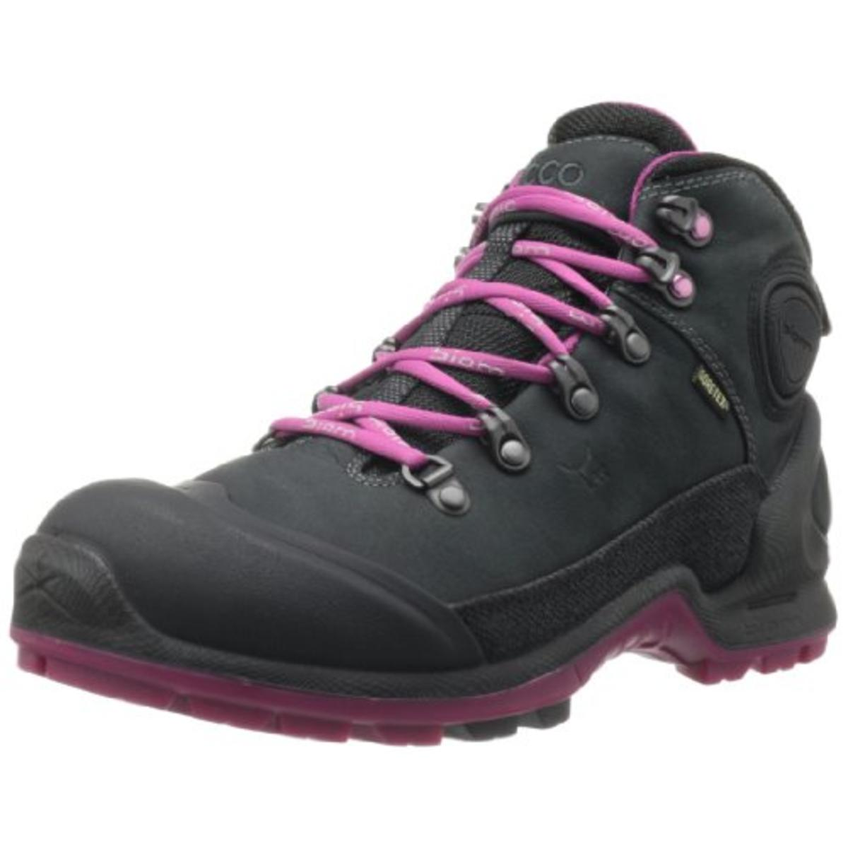 ECCO Womens Biom Terrain Leather Insulated Hiking Boots by Ecco