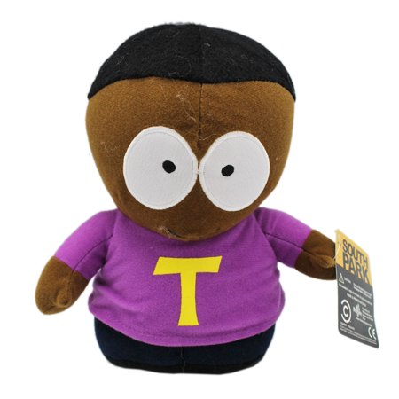 South Park Token Black Small Size Stuffed Toy