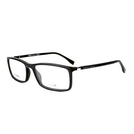 Optical frame Hugo Boss Optyl Matt Black (BOSS 0680 V2Q) - Walmart.com