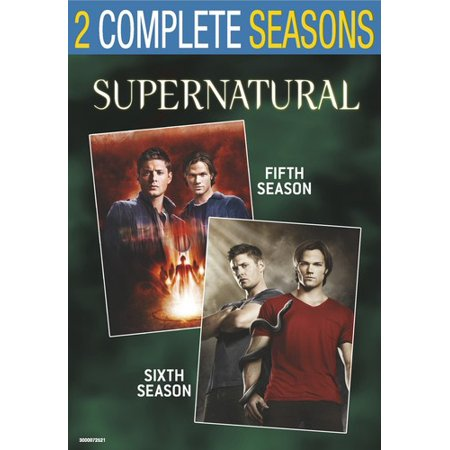 Supernatural: Seasons 5 & 6 (DVD VIDEO SOFTWARE) (Descargar Videos)