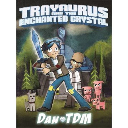 Dan Tdm Trayaurus   The Enchantd Crystal