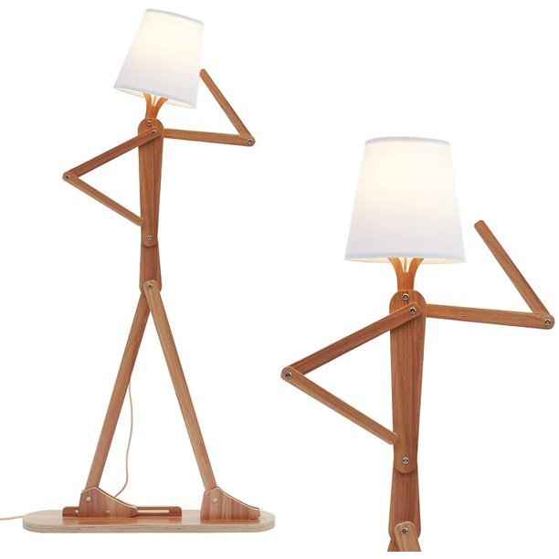 Hroome Modern Decorative Cool Floor, Cool Kids Lamps