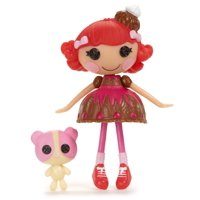 Mini Doll, Choco Whirl-N-Swirl, Doll has movable arms, legs and head By Lalaloopsy