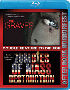 Best Of Horrorfest: Graves   Zombies Of Mass Destruction (Blu-ray) by Trimark Home Video