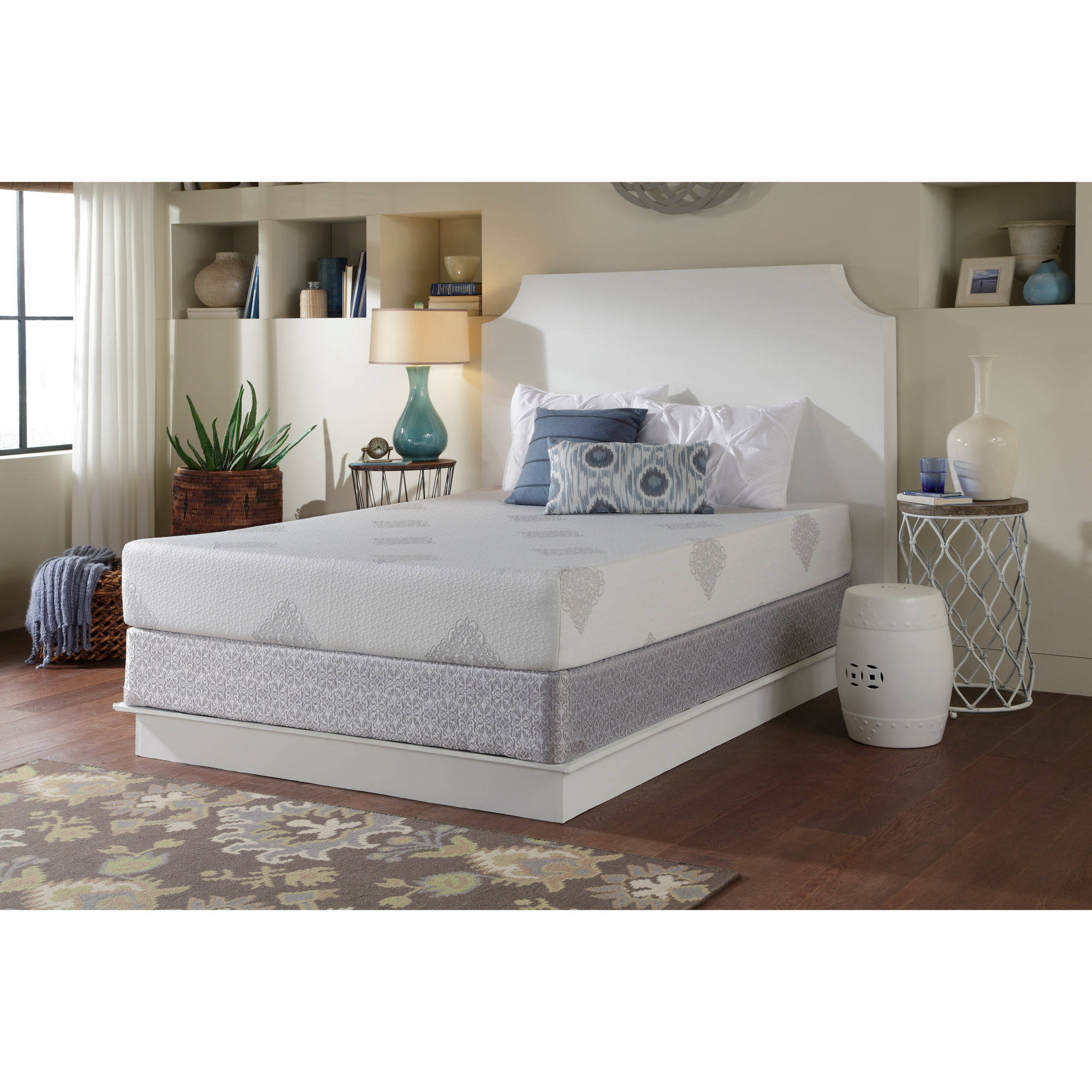 Sealy Mattresses Benefits Of Sealy Mattresses Sealy Hybrid Cobalt Firm Queen Mattress 1