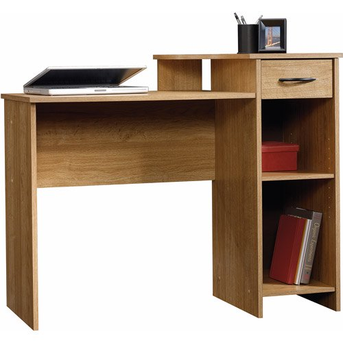 Sauder Beginnings Student Desk Highland Oak