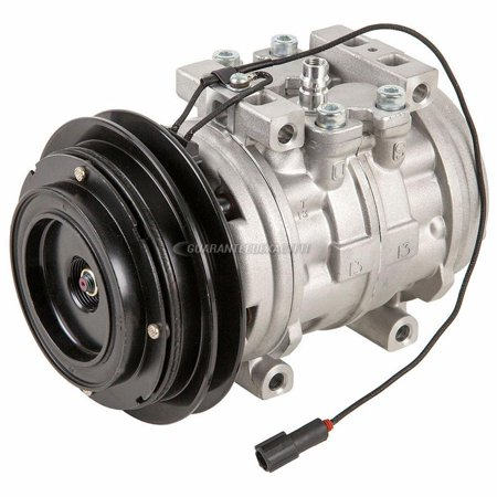 AC Compressor & A/C Clutch For Toyota Corolla Pickup Dodge Colt