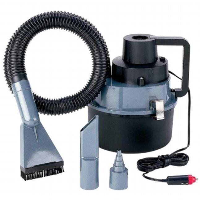 Titanium Dirt Magic Heavy Duty Auto Wet-Dry Vac