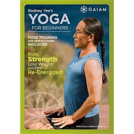 Ultimate Beginner Series Rock Bass - Ultimate Yoga For Beginners (DVD)