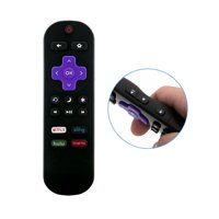 New Remote Control for INSIGNIA SMART ROKU LED HDTV TV NS-RCRUS-17 NS50DR710NA17 NS-40DR420NA16
