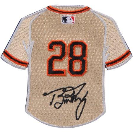Buster Posey San Francisco Giants Mini Jersey Patch - No Size (Mini Team Jersey)