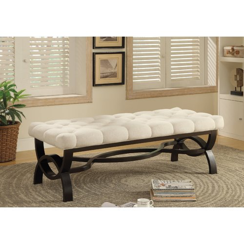 Wildon Home Bedroom Bench