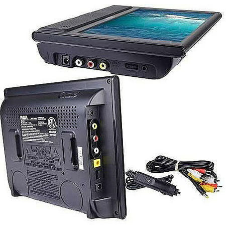 rca 9 dual screen mobile dvd player walmartcom