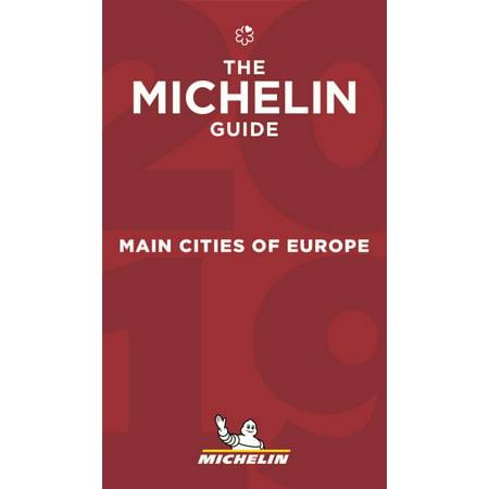 Restaurant Story Halloween 2019 (Michelin Guide Main Cities of Europe 2019: Restaurants)