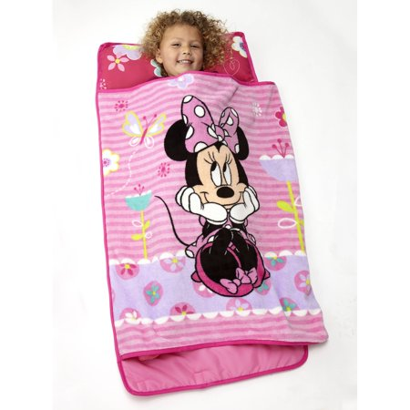 Disney Minnie Mouse Nap Mat (Girl Nap Mat)