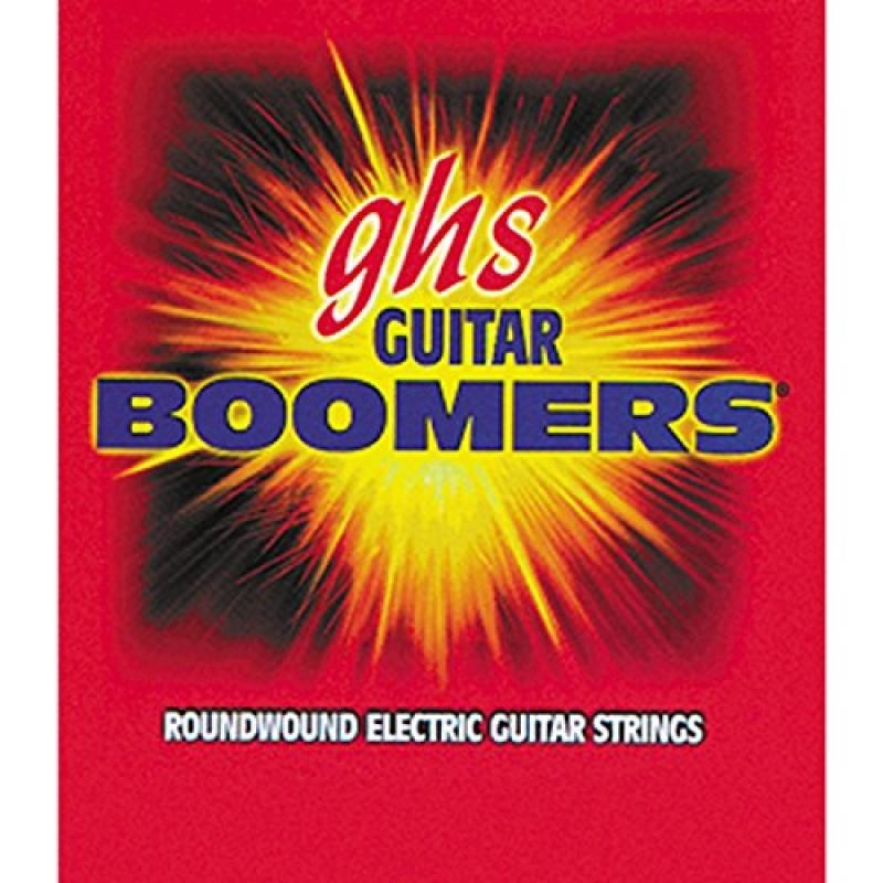 ghs electric guitar strings boomers low. Black Bedroom Furniture Sets. Home Design Ideas