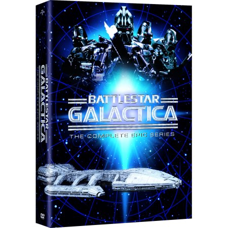 Battlestar Galactica: The Complete Epic Series (Exclusive Battlestar Galactica Series)