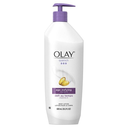 Olay Quench Age Defying Body Lotion, 20.2 fl oz