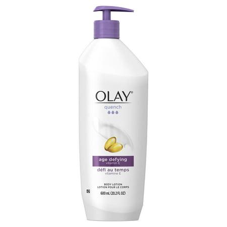 Olay Quench Age Defying Body Lotion, 20.2 fl oz