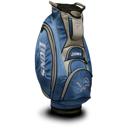 Team Golf NFL Detroit Lions Victory Golf Cart Bag