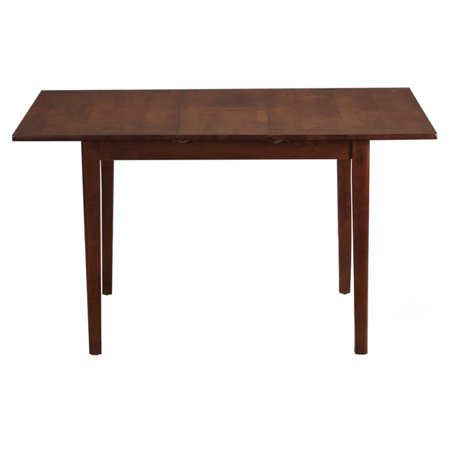 East West Furniture 48-60 Inch Picasso Dining Table with Butterfly Leaf