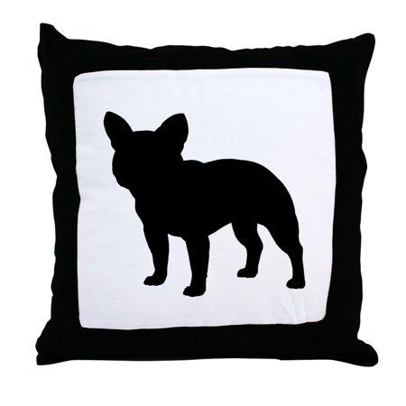 CafePress - French Bulldog - Decor Throw Pillow (18