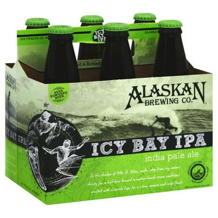 Image of Alaskan Icy Bay Ipa - 6pk / 12oz Bottles