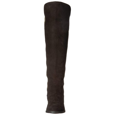 4164cdc22b9 Calvin Klein Womens Priya WIDE CALF Leather Almond Toe - image 1 of 2 ...