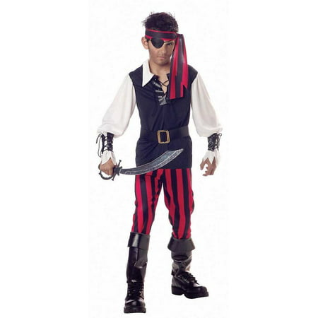 Child Cutthroat Pirate Costume California Costumes 588 - Childs Pirate Outfit