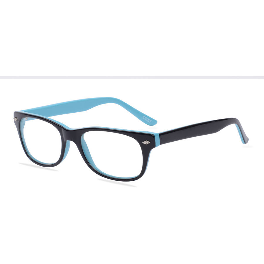 pomy eyewear womens prescription glasses 315 aqua walmartcom